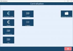 Server Centralisatie