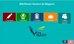 Gestion Magasin